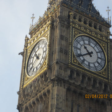 Corporate Agents Snap Photos in London