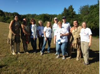 Atlas Gives Back: Staff Participate In Rewarding Tourism Cares Event