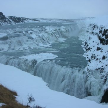 Thecla Takes on Iceland: The Land of Fire & Ice