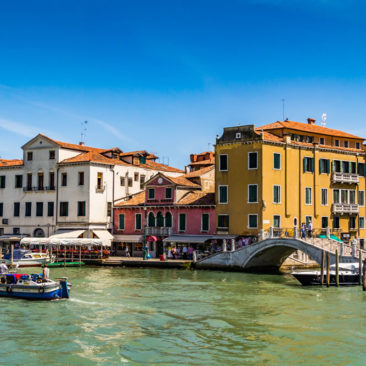 Italy – Explore the magical cities of Rome, Florence, and Venice