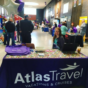 Milford High School's HTM Program Hosts Second Annual Travel Fair!