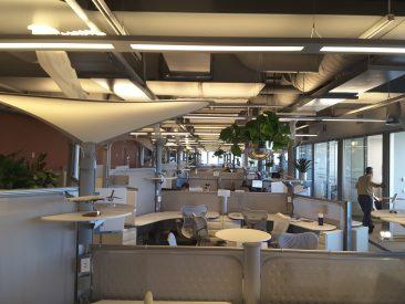 Open Office Desks