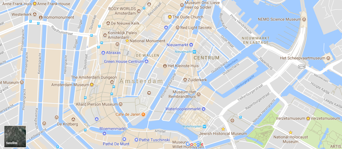Three Cities You Should Visit on a European Cruise Amsterdam 2