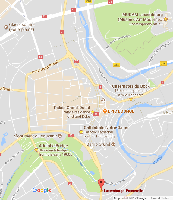 Three Cities You Should Visit on a European Cruise Luxembourg