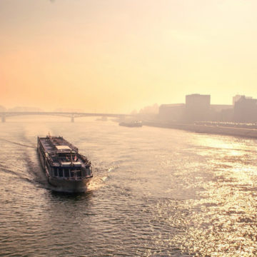 The Journey is the Destination on a River Cruise