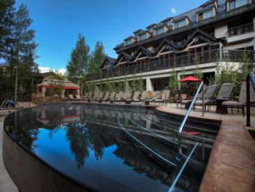 Pool at Hotel Talisa