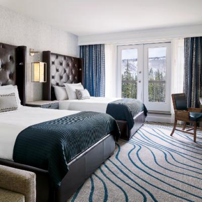 A Room at Hotel Talisa