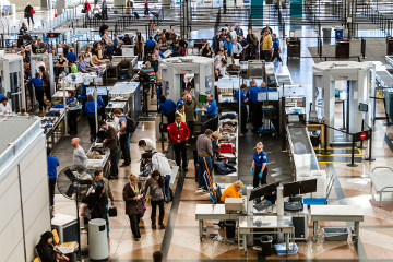 TSA Carry-On Screenings Roll-Out Begins