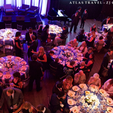 The 2nd Annual Cerebral Affair, produced by Atlas Meeting & Incentives!